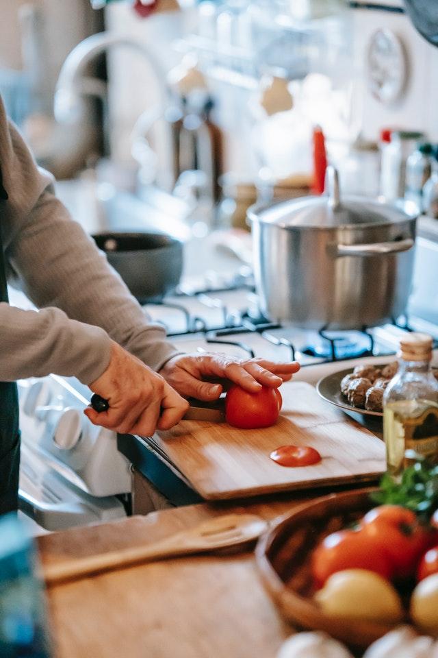 Schneller Kochen mit Multitasking